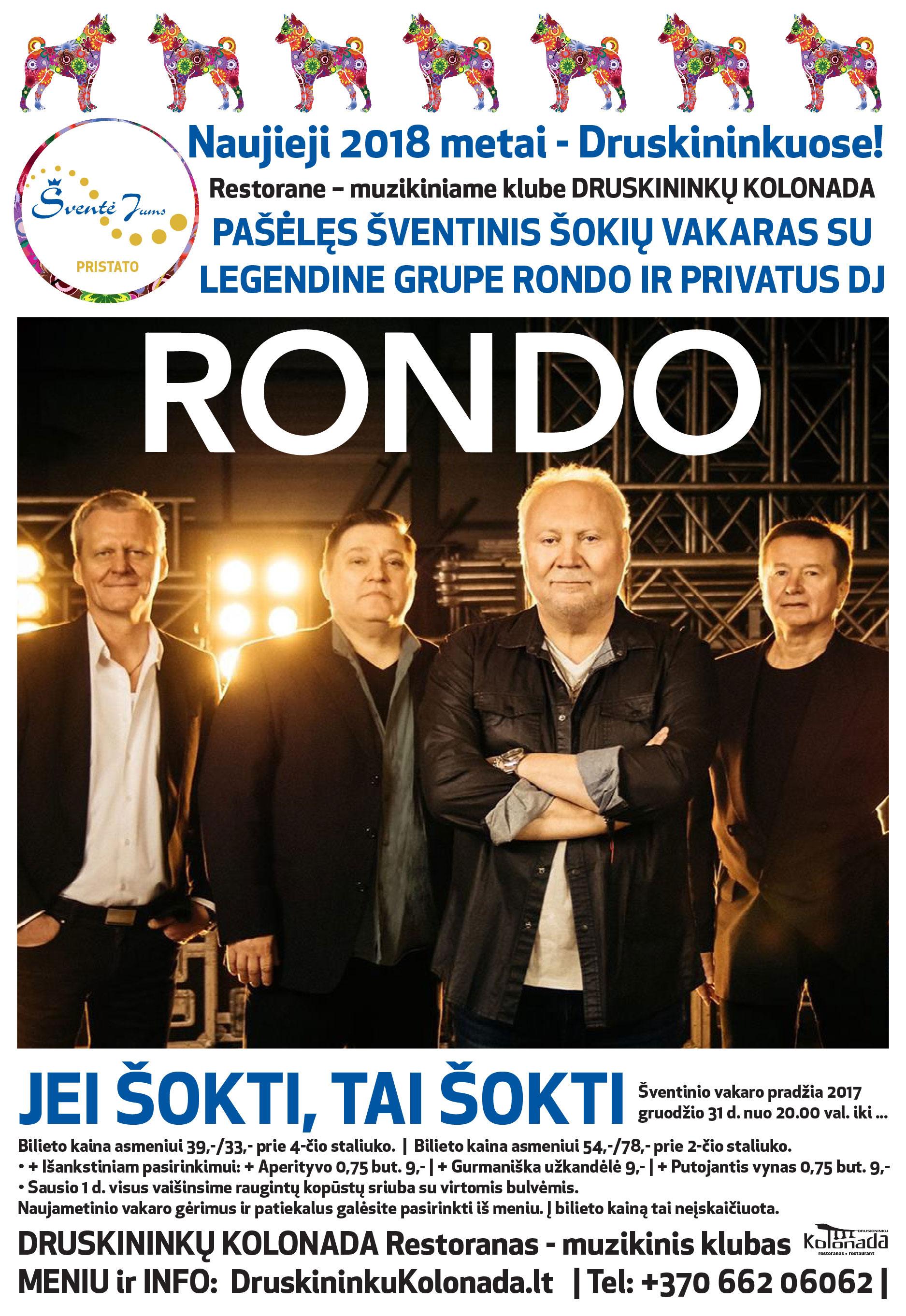 2018 Rondo
